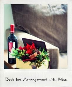 IMG_0122 生花BOOK-BOXアレンジ(withワイン).jpg